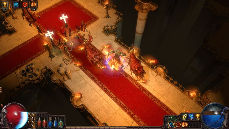 Path of Exile update 3.0.1b for Xbox One