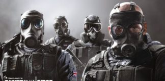 Rainbow Six Siege 1.41 out on PS4 and Xbox One