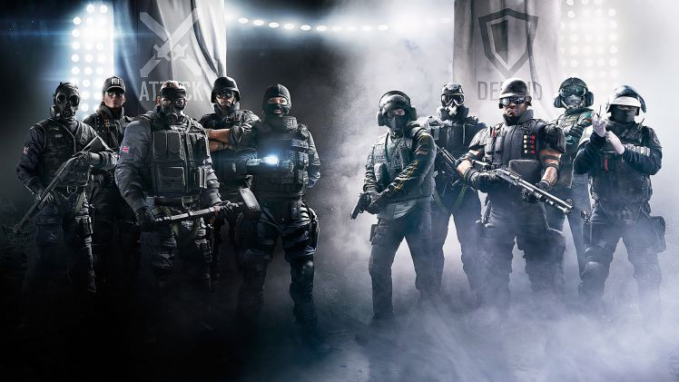 Rainbow Six Siege version 1.43