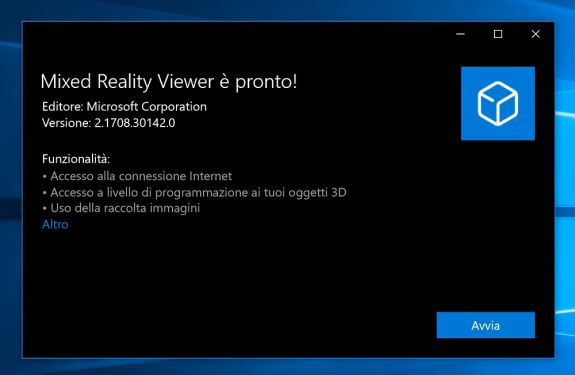 Windows 10 View 3D is now Mixed Reality Viewer Sihmar (2)