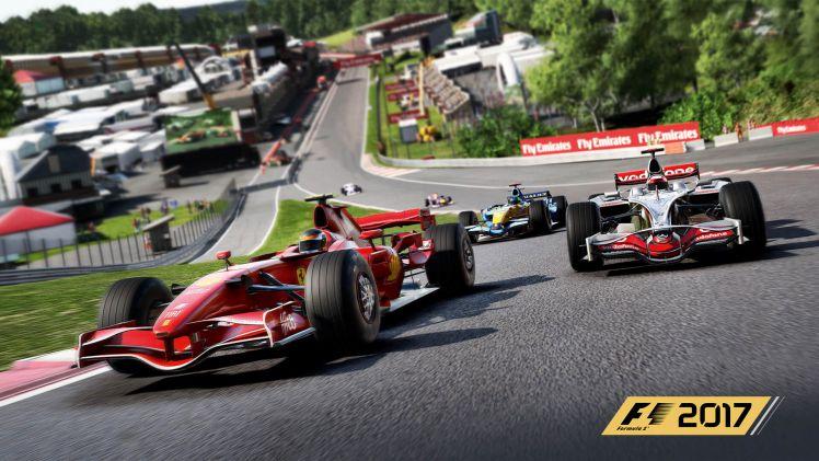 f1 2017 update PS4