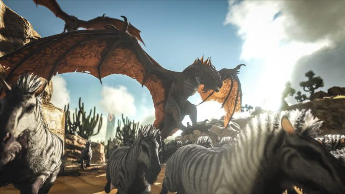 ARK update 1.47 PS4 Patch Notes