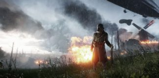Battlefield 1 1.16 November Update