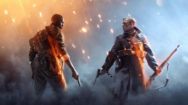 Battlefield 1 Update 1.16 PS4