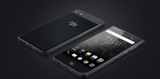 BlackBerry Motion Specs Images