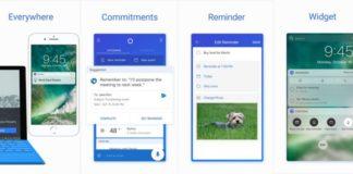 Cortana 2.6 update for iOS