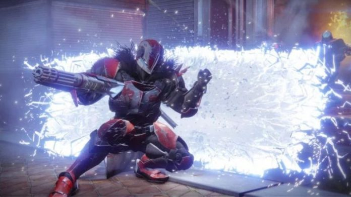 Destiny 2 1.07 update on PS4 and Xbox One