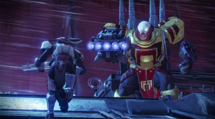 Destiny 2 update 1.07 for PS4 and Xbox One
