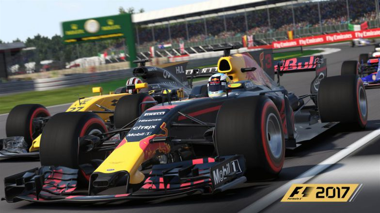 F1 2017 Patch 1.08 for PS4 and Xbox One Patch Notes