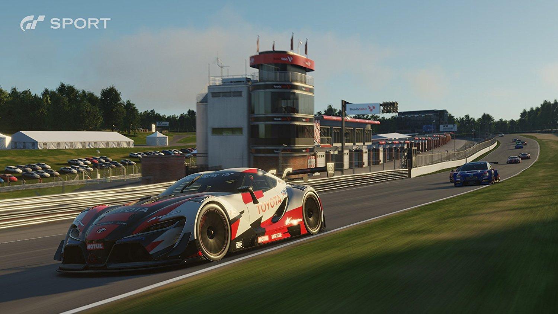 Gran Turismo Sport update 1.02