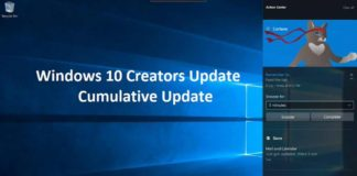 download for Windows 10 version 1703 update