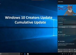 download for Windows 10 version 1703 update