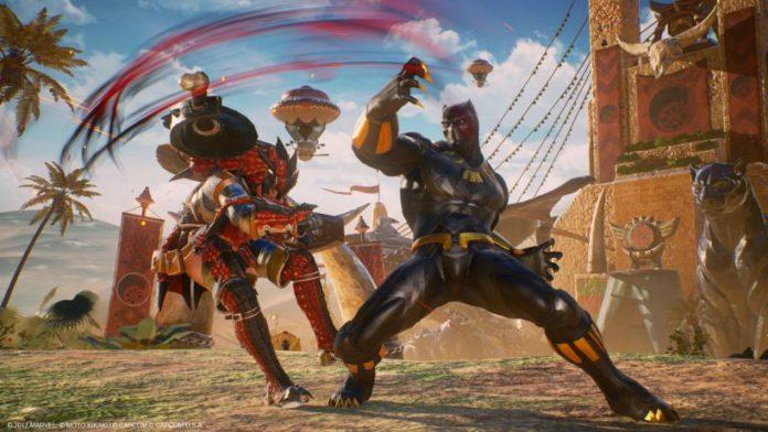 Marvel vs Capcom Infinite Update 1.03