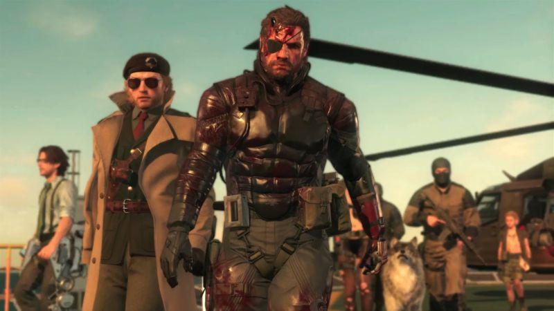 Metal Gear Solid 5 version 1.16