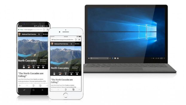 Microsoft Edge Browser Preview arrives on iOS and Android