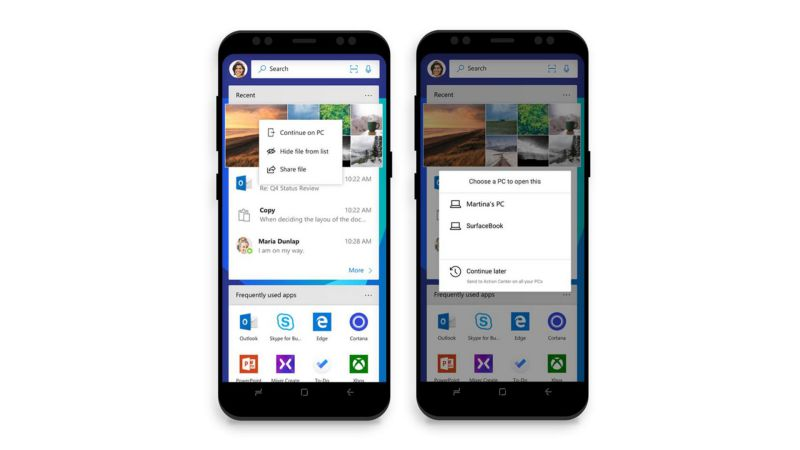 Microsoft-launcher-app-android