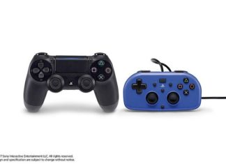 Mini Wired Gamepad for PlayStation 4 (1)