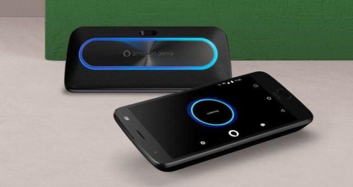 Moto Smart Speaker by Alexa (1)