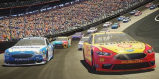 NASCAR HEAT 2 Patch