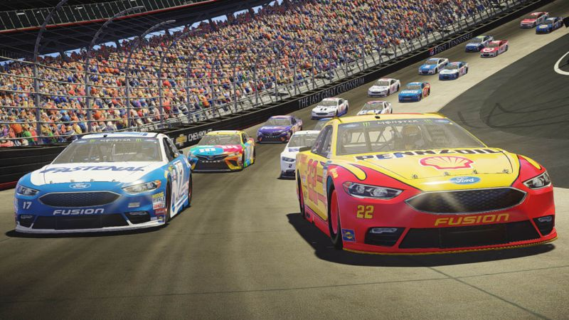 NASCAR HEAT 2 Patch