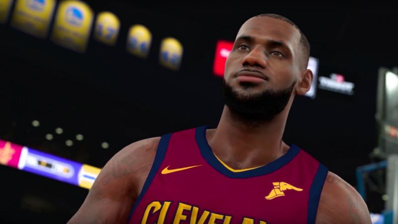 NBA 2K18 Update 1.05 Patch Notes