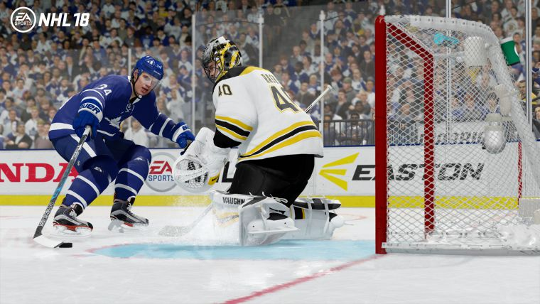 NHL 18 update 1.03 PS4 and Xbox One patch notes