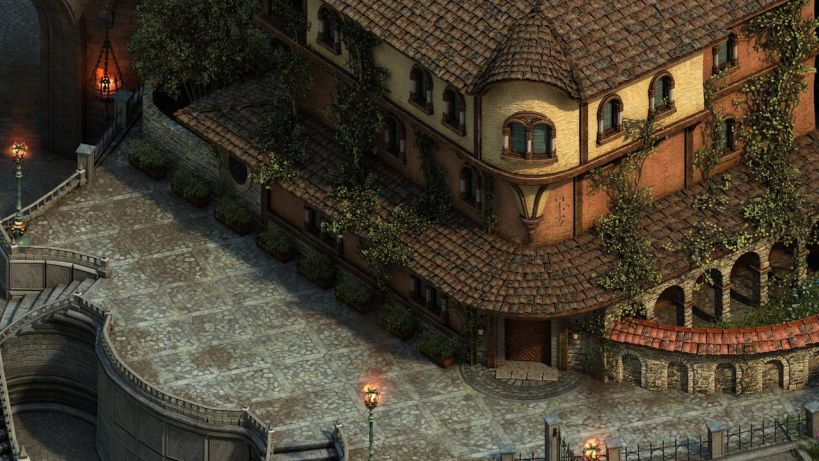 Pillars of Eternity update ps4 and Xbox One
