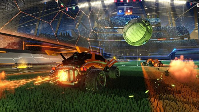 Rocket League update 1.38 Patch Notes Sihmar