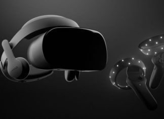 Samsung Odyssey Windows Mixed Reality Headset Sihmar