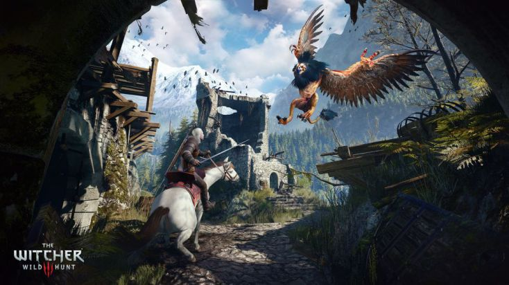 The Witcher 3 update 1.50 and update 1.51