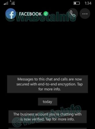 WhatsApp Beta Sihmar
