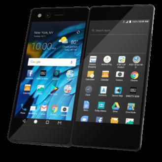 ZTE Axon M Dual Screen folding Phone Photos (1)