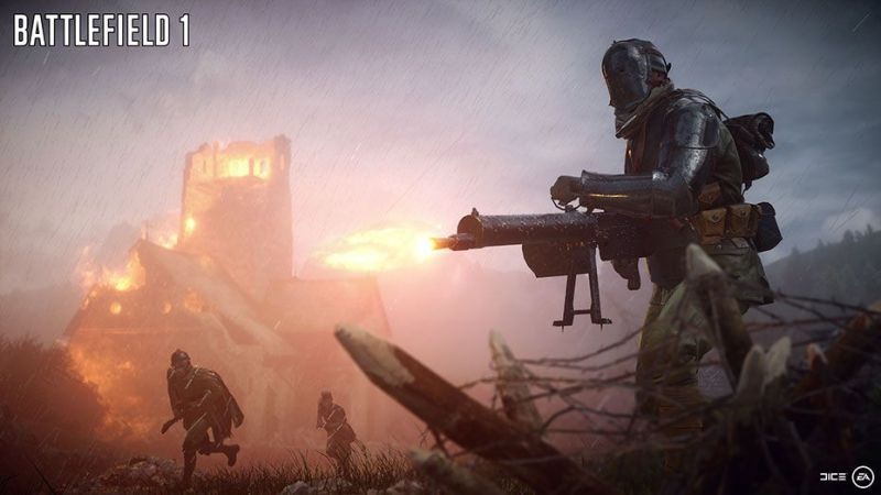 battlefield 1 update 1.15 patch notes for PS4, Xbox One sihmar