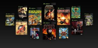 first 13 backwards-compatible original Xbox games