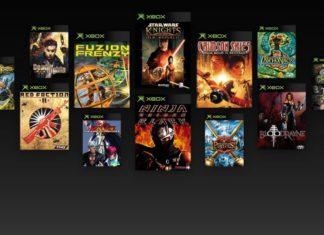 first 13 backwards-compatible original Xbox games