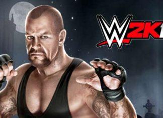 WWE 2k18 1.05 update