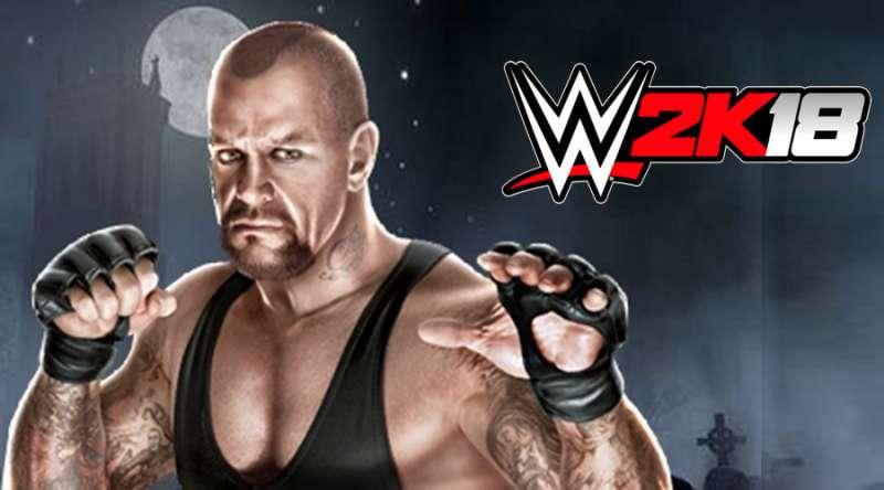 WWE 2k18 1.04 update