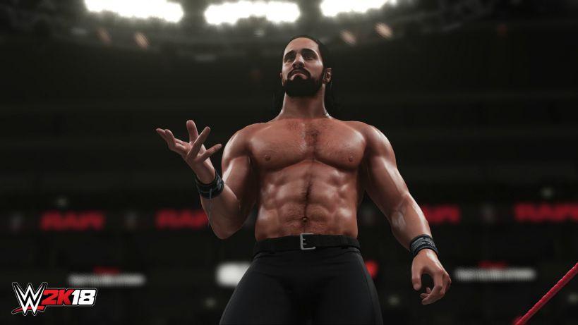 WWE 2k18 update 1.05
