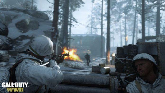 Call of Duty WW2 update 1.05