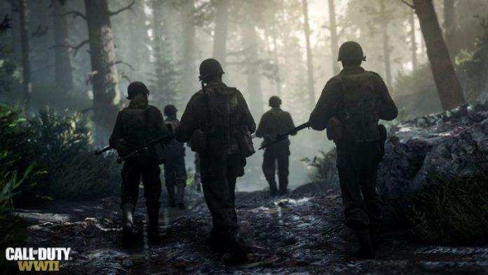 Call of Duty WW2 version 1.05