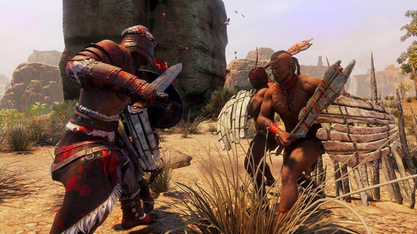 Conan Exiles Xbox One Update