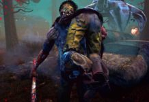 Dead by Daylight 1.20 PS4 and Xbox One