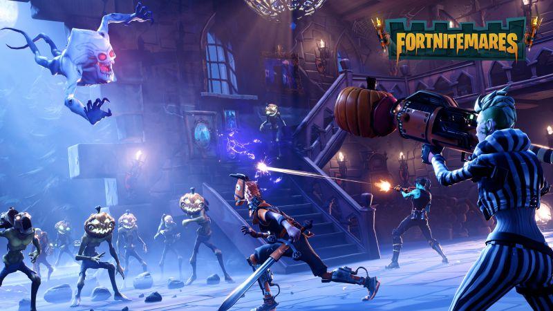 Fortnite 1.27 PS4