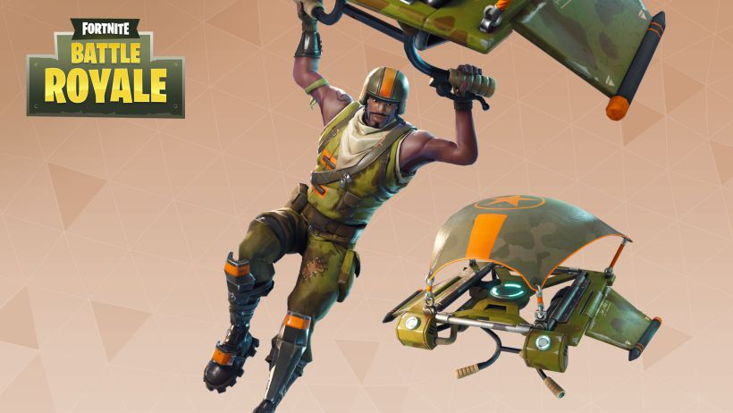 Fortnite Update 1.28