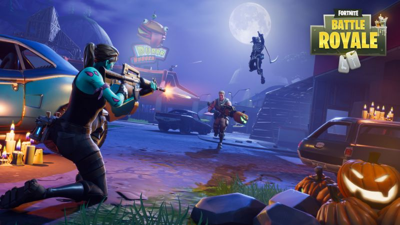Fortnite update 1.27 Patch Notes