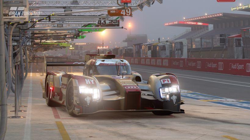 Gran Turismo Sport 1.07