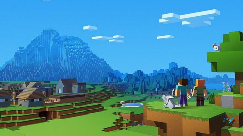 Minecraft 1.62 for PS4 and PS3