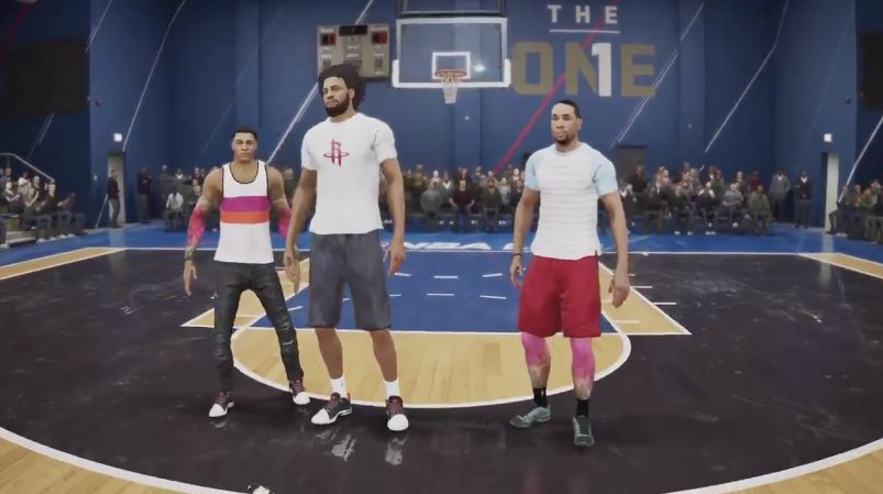 NBA Live 18 version 1.07 patch notes