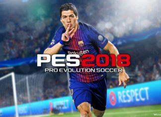 PES 2018 Update 1.03