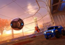 Rocket League update 1.39